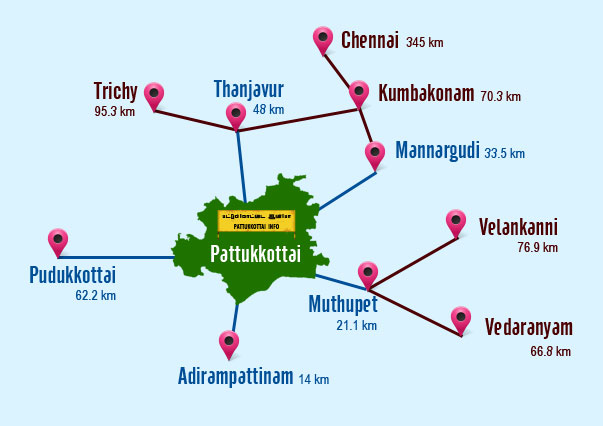 Pattukkotai Bus Routes