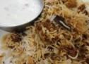 மட்டன் கீமா புலாவ்