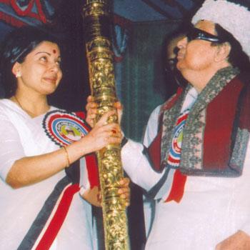 jayalalitha MGR