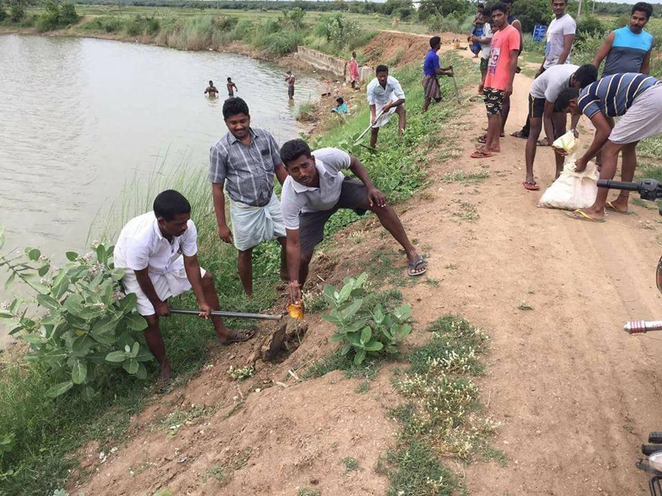 The youth of Pattukkottai