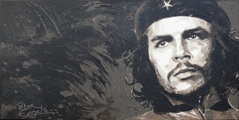 Che_Guevara_by_Peter_Engels