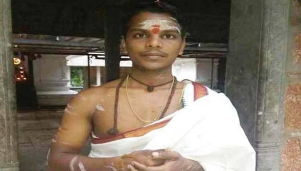 First Dalit priest